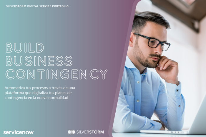 Build Business Contingency