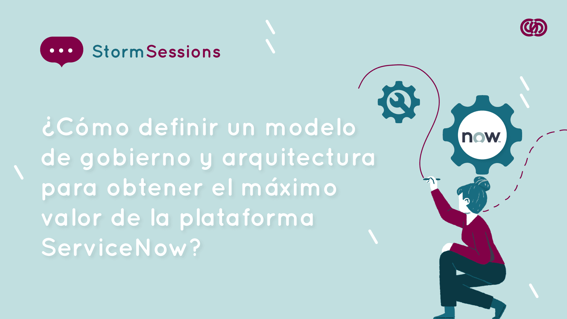 ¿Cómo definir un modelo de gobierno y arquitectura para obtener el máximo valor de la plataforma??
