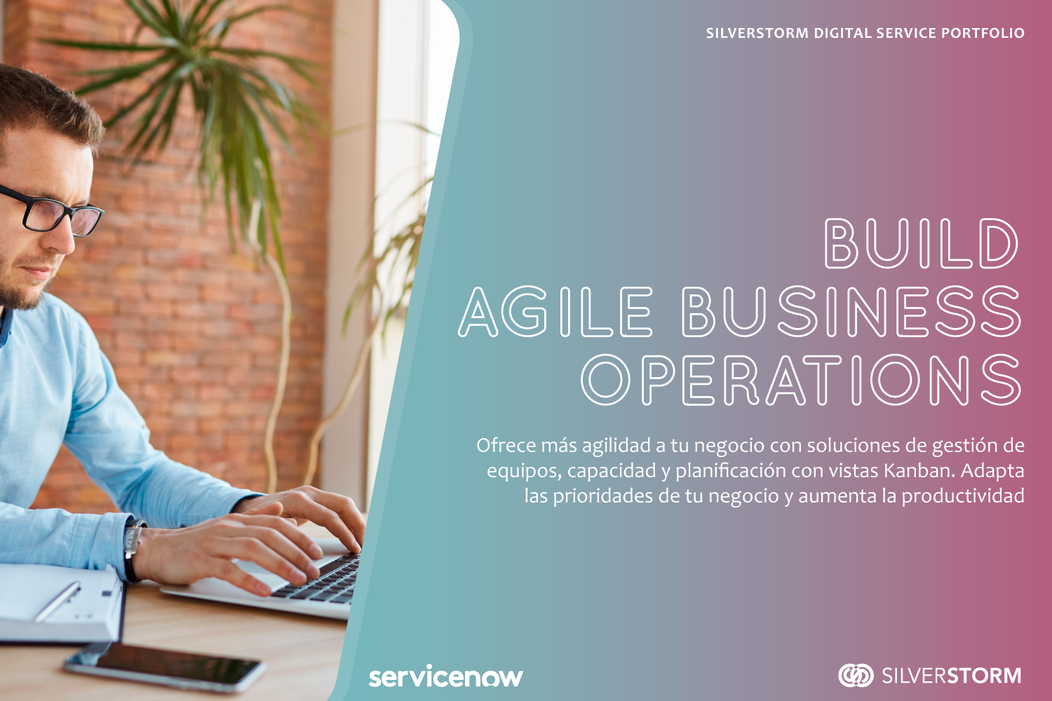 Build Agile Business Operations