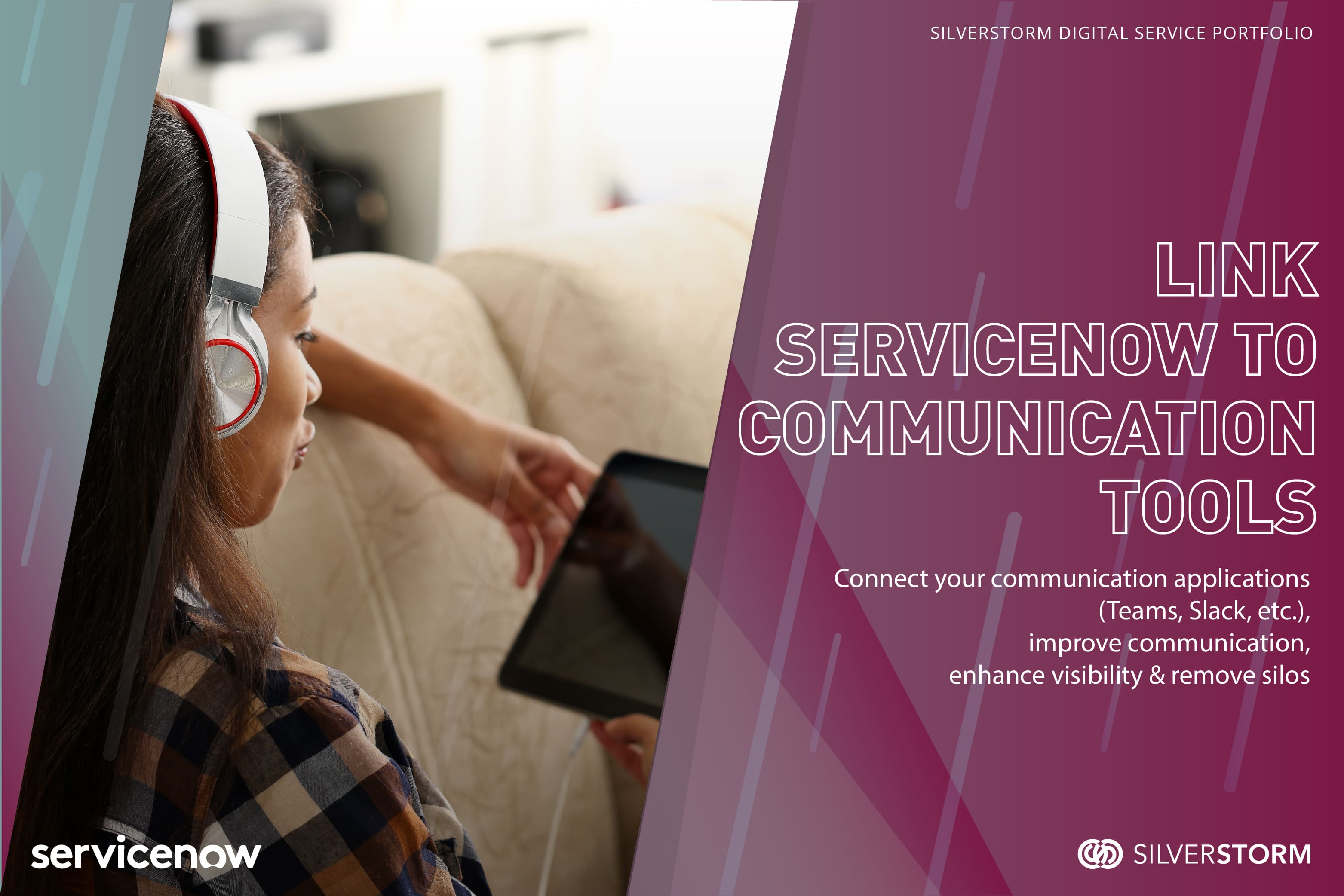 Link ServiceNow To Communication Tools