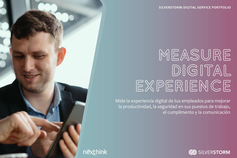 Measure Digital Experience